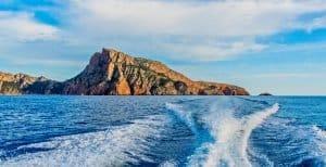 Ⓒ Corse adrenaline - Promenade en mer - Calanques de Piana
