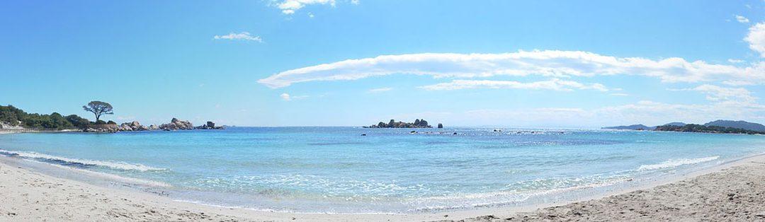 Les plus belles plages de la Corse du sud