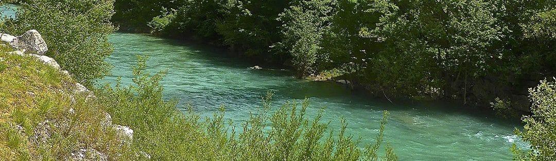 Une baignade dans les rivières de Corse ?