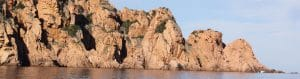 calanques de Piana en bateau