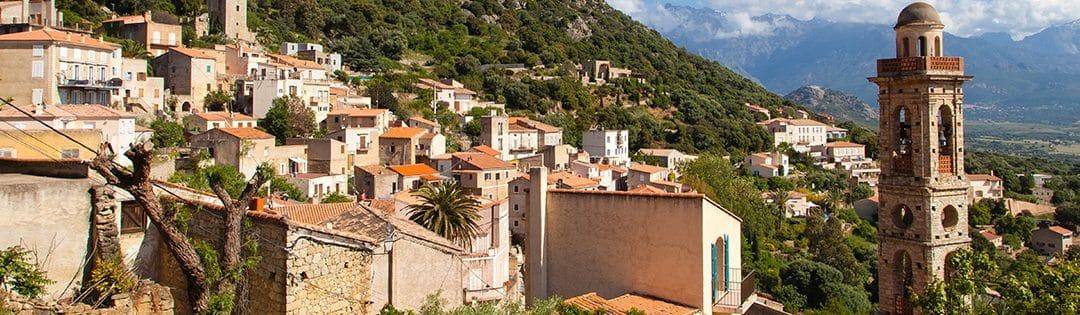 Trois villages corses parmi les plus populaires sur Airbnb