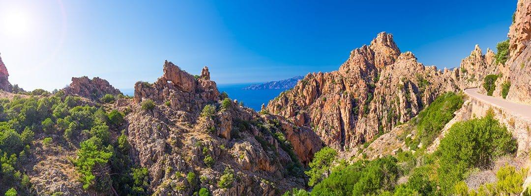 Lieux d'intérêt en Corse : le top 10 des incontournables
