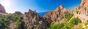 Lieux d'intérêt en Corse